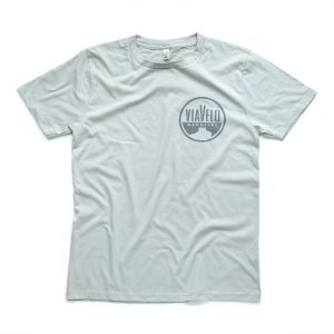 Logo T-Shirt | Light Grey