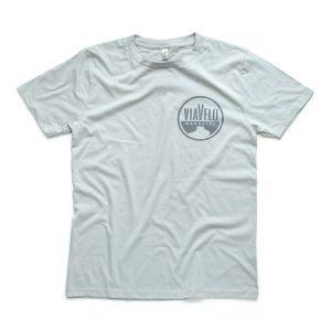 Logo T-Shirt | Light Grey