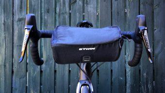 Review B'TWIN 300 Handlebar bag (100)